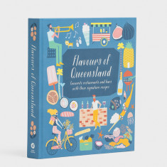 Flavours of Queensland Book