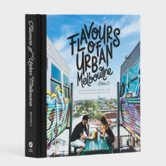 Flavours of Urban Melbourne Book