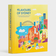Flavours of Sydney 2nd Edition Book