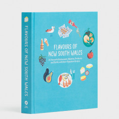Flavours of New South Wales Book