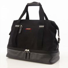 Po Campo black weekender & gym bag