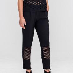 Ellen Laser Cut Pants