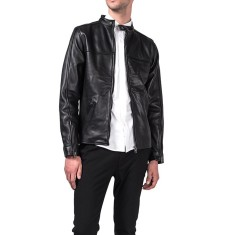 Black M2 leather jacket