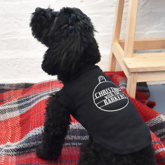 Christmas With The… Personalised Pet Vest
