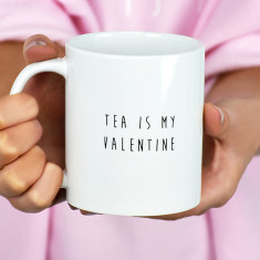 Personalised my Valentine mug