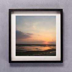 Sunset Photographic Print Wall Art