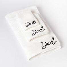 Dad Bath Towel Gift Set