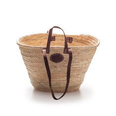 Double handle medium basket