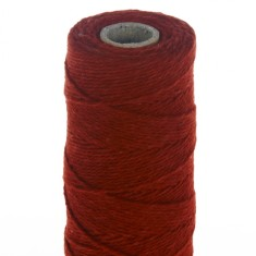 Bakers twine in ruby red