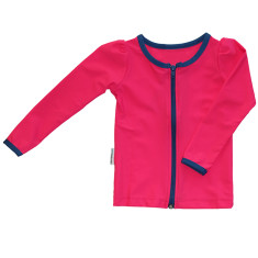 Long sleeve rashie for girls in Blogger