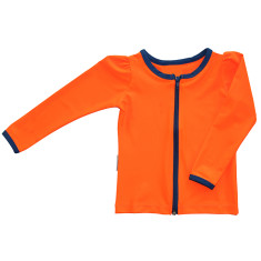 Long sleeve rashie for girls in Rush