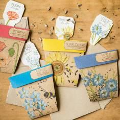 Flower Seed Gift Set