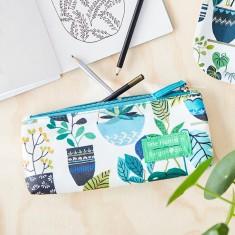 Botanical Pencil Case