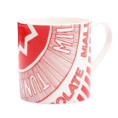 Teacake wrapper mug