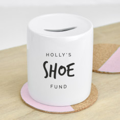 Personalised money box
