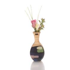 Small handmade vase in Rain