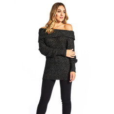 Simone Sweater In Black