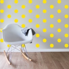 Sunny spots wall decal