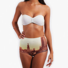 Havana sunset high waisted bikini