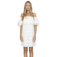 Alouette Four-Ways Frill Dress