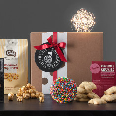 Sweet Christmas Treats Hamper