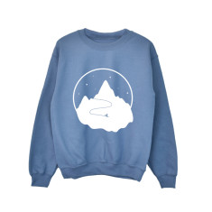 Snow Mountain Ski Sweatshirt