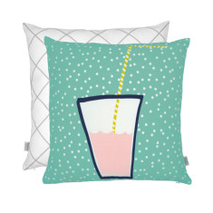Pink Soda cushion