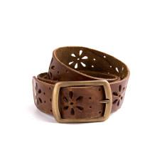 Bella belt in tan