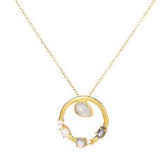 Anna pendant necklace