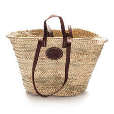Classic double handled large basket