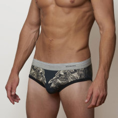 Lion men's brief