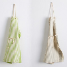 Striped apron - Mirto