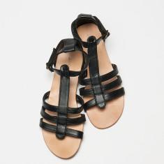 Rimini sandal black