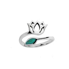 Lotus Leaf Ring