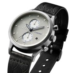 Shade Lansen chrono black giza watch