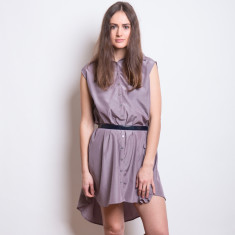 Silk Kelso Dress