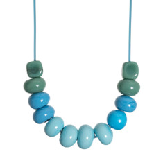 Camilla glass necklace