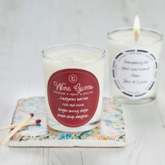Retro Sweet Scent Berry Wine Gums Candle