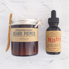 Beard duo set