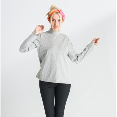 Arabella Cotton High Turtle Neck