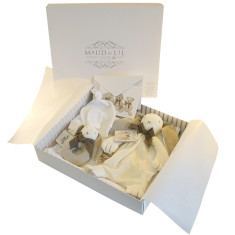 Baby Gift Box (Organic) Luxury – Ears the Bunny
