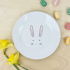 Bunny Rabbit Side Plate