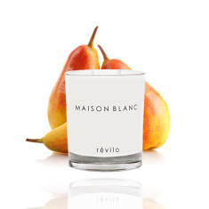 Deluxe Anjou French pear scented candle