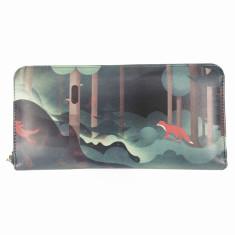 Forest artist purse wallet