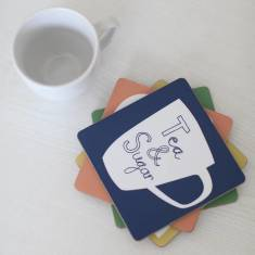 You & me coasters (set of 4)