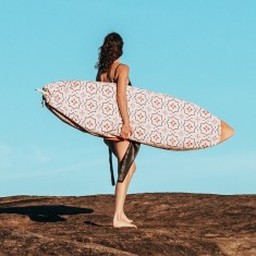 Battuta Shortboard Surf Bag