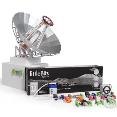 Littlebits space electronics kit for kids!