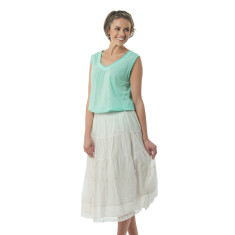 Gilda skirt in light pink