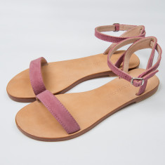 Icaria suede sandals (various colours)