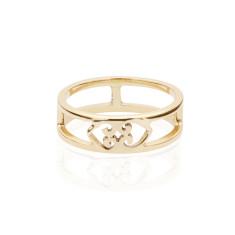 Adinkra Divinity Ring